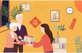 2019春节,送爸妈,送大姑大伯的新年礼物就选它了!