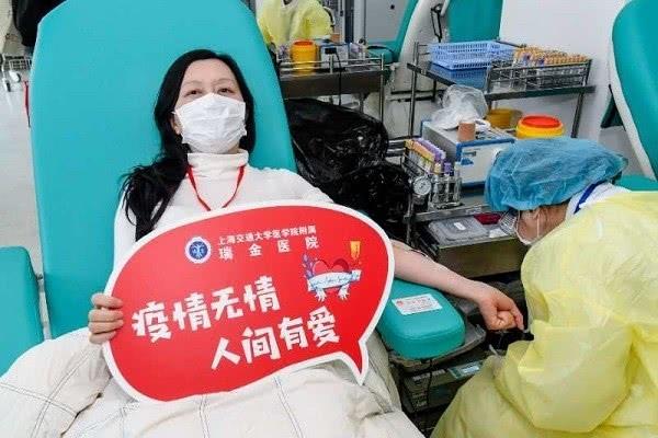 疫情期间沪上医务人员捐赠热血看护病患健康_中国养生保健网