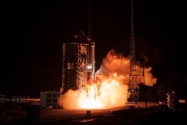 太空军我国卫星接连两次发射失利是否和美布置干扰器有关_中国养生保健网