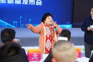 广西金嗓子董事长江佩珍:金嗓子肠宝,是适合中国人肠道健康的产品